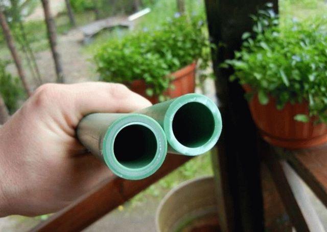 Утюжок для спайки полипропиленовых труб