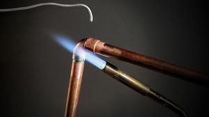 Технология пайки медных труб для кондиционеров