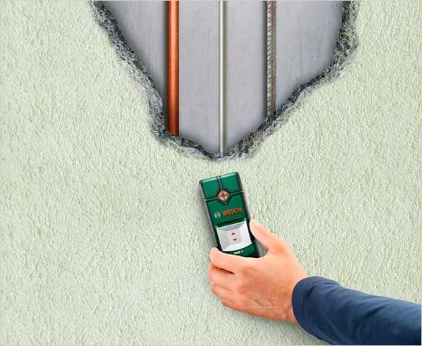 Сверление отверстий в бетоне для трубы