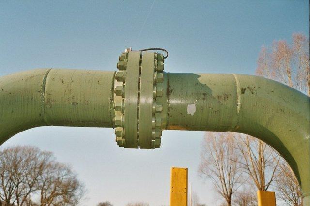 Участок соединения трубопроводов это