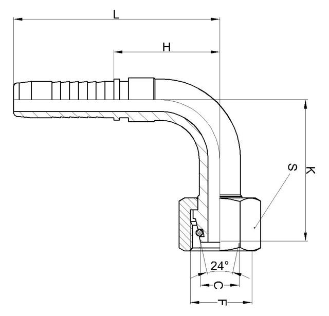 Dko фитинг 3d модель