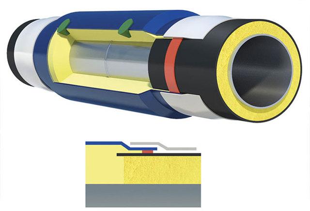 Технология ремонт изоляции трубопроводов