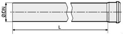 Синикон трубы канализационные толщина стенки