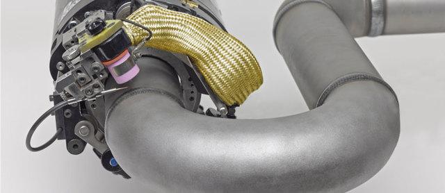 Сварочная головка для автоматической сварки труб