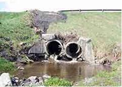 Технология обратной засыпки водопропускных труб