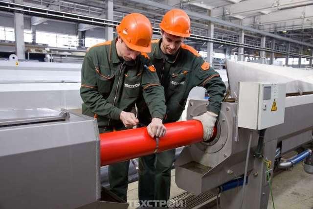 Уфимский завод полиэтиленовых труб