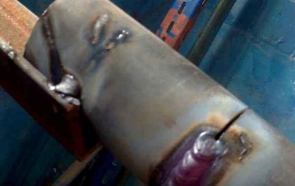 Ручная дуговая сварка труб положение электрода