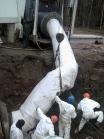 Технология санации трубопроводов методом феникс