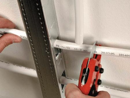 5 ходовой фитинг схема установки