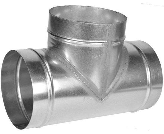 Тройник для вентиляционной трубы 200
