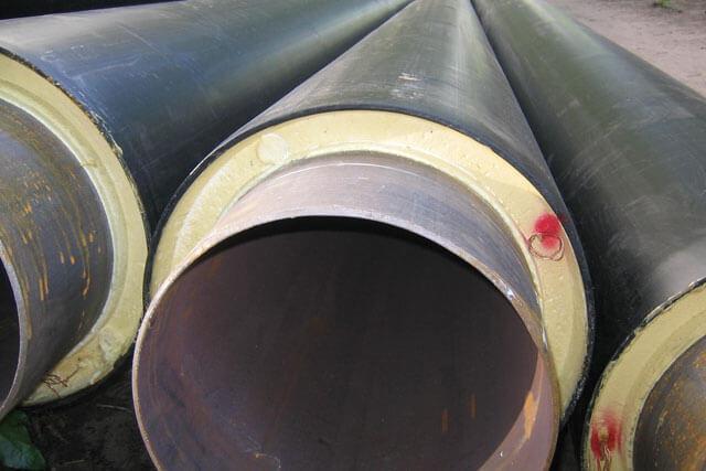 Фольга для утепления трубопроводов