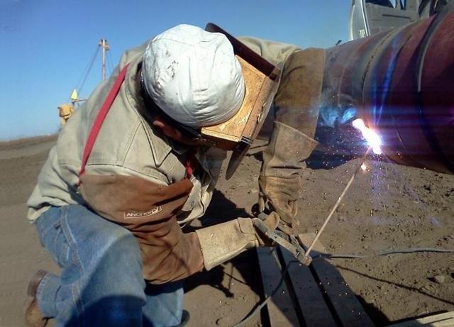 Технология сварки металла труб