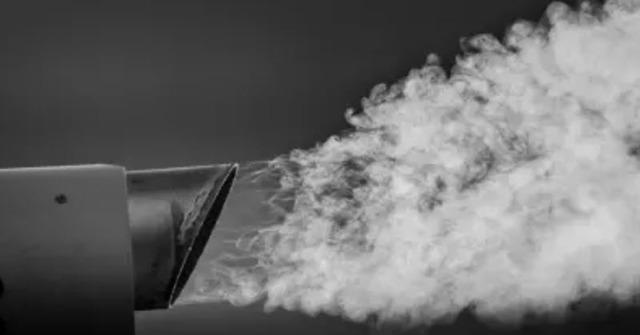Топливо в выхлопной трубе дизель
