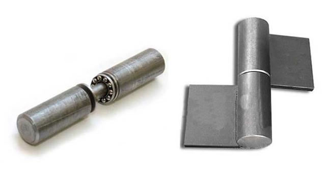 Ручка приварная из профильной трубы