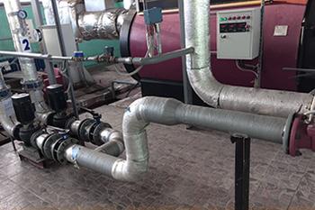 Газовая запорная арматура обслуживание