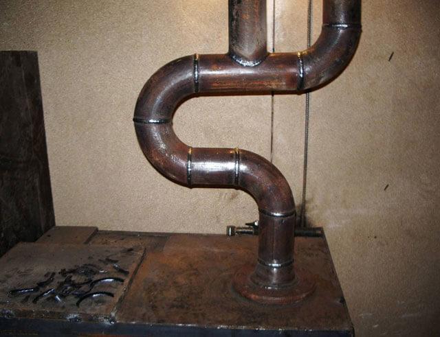 Сварка труб диаметром 400