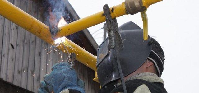 Технология сварки трубопроводов газа