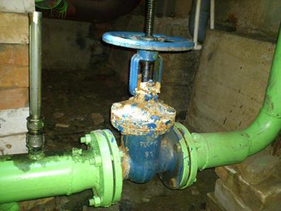 Виды уплотнительных материалов применяемых при эксплуатации запорной арматуры
