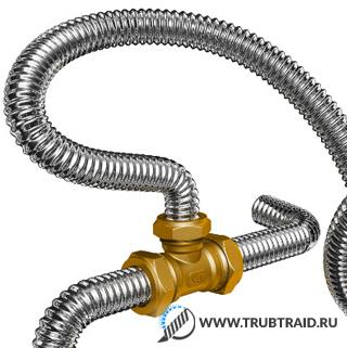 Труба стальная для электропроводки диаметры