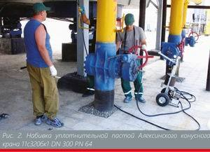 Гидрожидкости для запорной арматуры