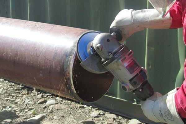 Технология подготовки труб под сварку