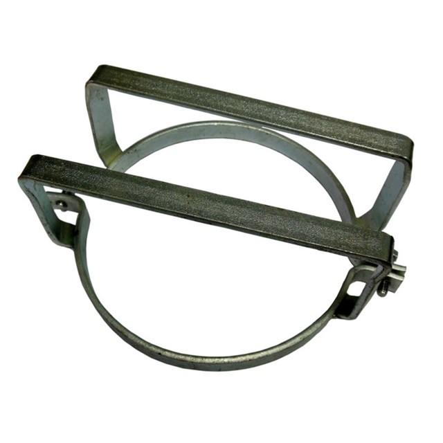 Хомуты для соединения трубы 110