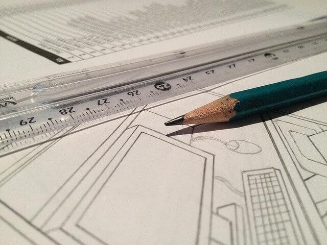Ручка из трубы чертеж