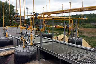 Технология монтажа технологических трубопроводов