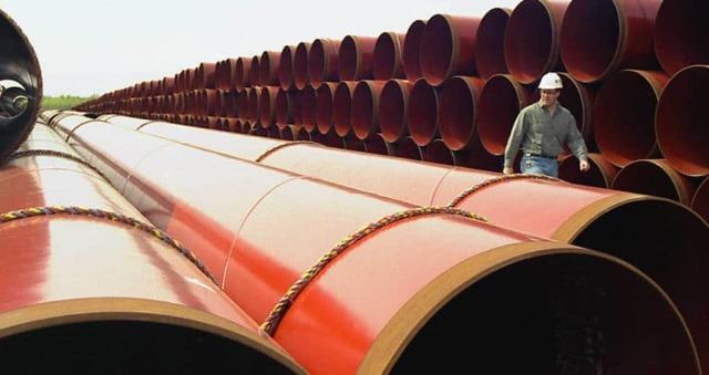 Технология производства труб для газопроводов