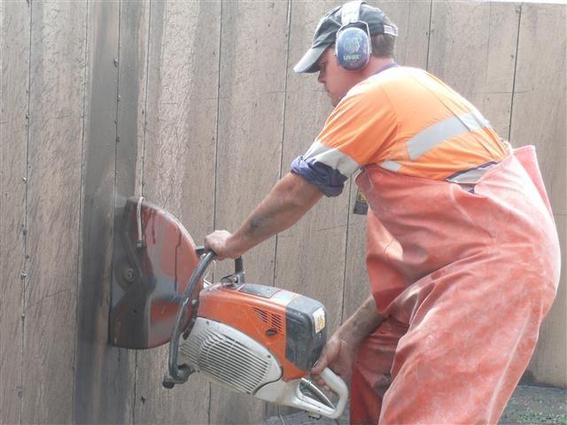 Технология демонтажа водопропускных труб