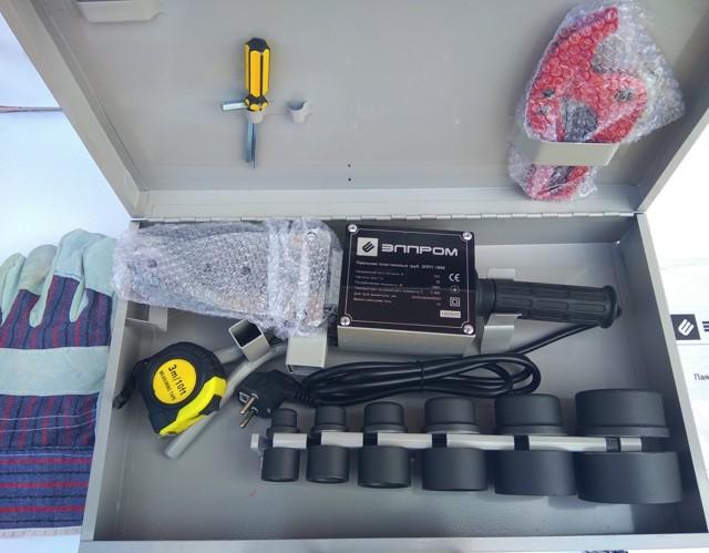 Ручной аппарат для пайки труб