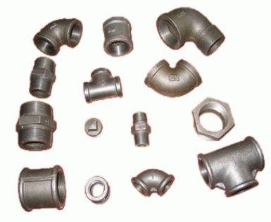 Материал фитингов для газа