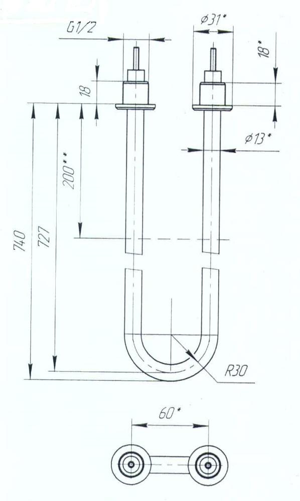 Труба 12х18н10т для тэнов