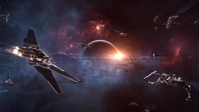 Eve echoes фитинг кораблей