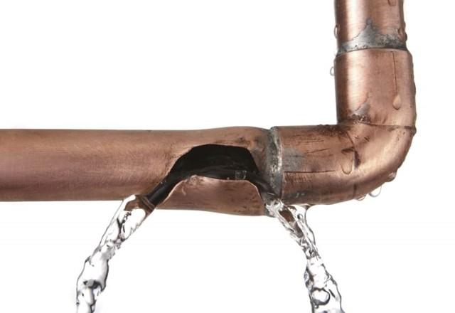 Технология заделки канализационного труб