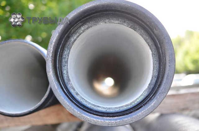 Технология канализации из чугунных труб