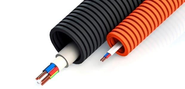 Технология монтажа кабелей в металлических трубах