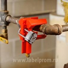Блокирующие устройства для запорной арматуры