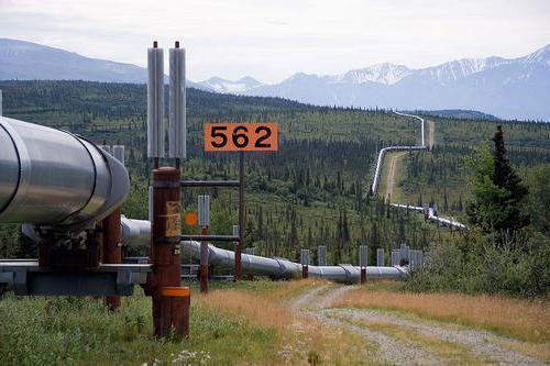 Характеристика трубопроводного транспорта нефти