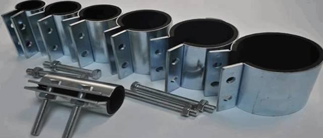 Течет металлическая труба чем заделать
