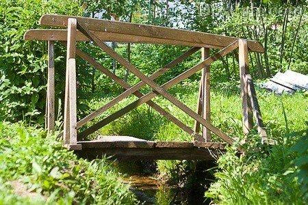 Технология мост из труб