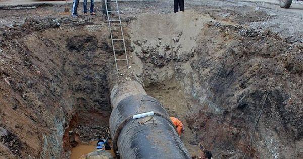 Факторы риска в трубопроводах