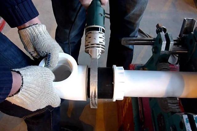Технология пайки труб из полипропилена