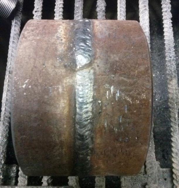 Технология сварки неповоротных стыков трубопроводов