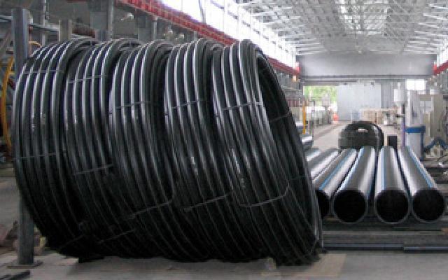 Технологическое описание производства полиэтиленовых труб