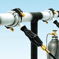 Система для заморозки труб