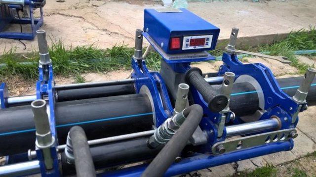 Сварка трубопроводов из пнд