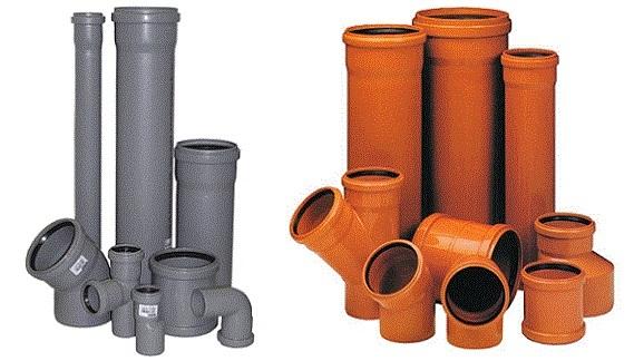 Рынок труб для канализации
