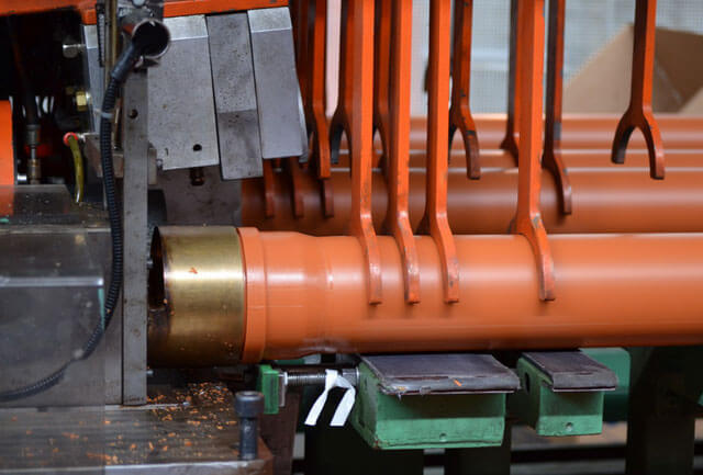 Технология производства труб из пвх