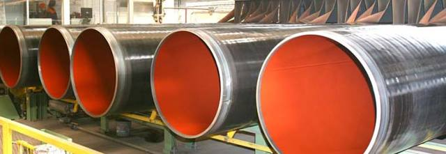 Технологическое производство магистральных трубопроводов